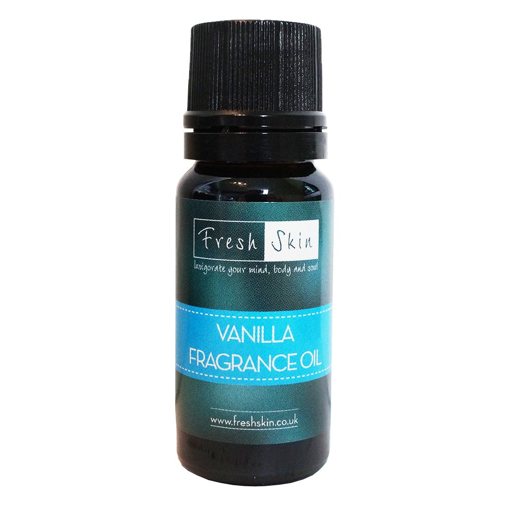 Freshskin Fragrance Oil, Vanilla, 10ml