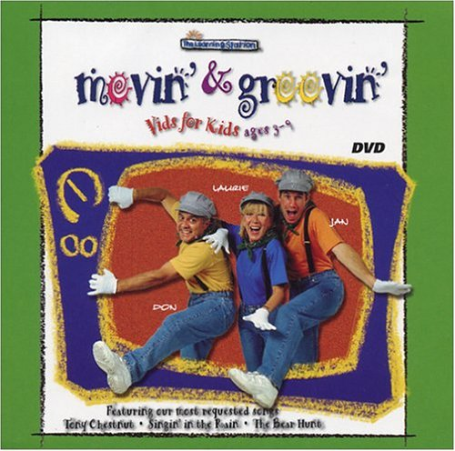 Movin' & Groovin' DVD - Watch Station Online