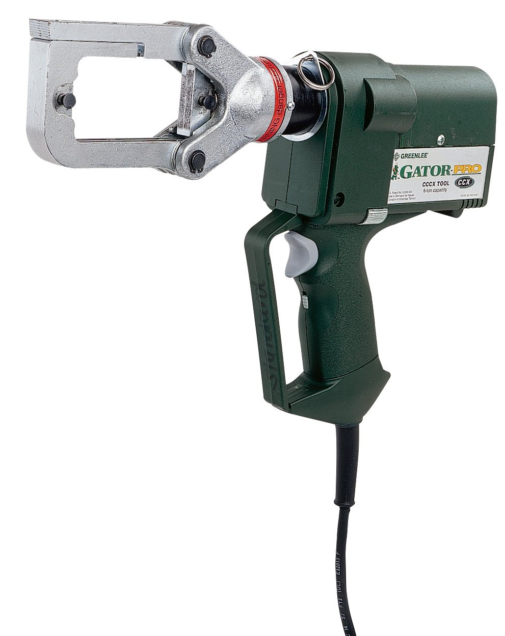 Greenlee CCCX22 230-Volt 6-Ton Corded CCX Tool