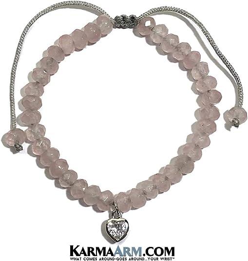 Rose Quartz Necklace Rose Quartz Pendant Necklace Bohemian Necklace Reiki Healing Chakra Yoga Jewellery Meditation Necklace Gift