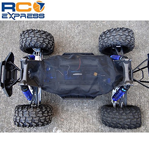 Hot Racing XMX16C02 Dirt Guard Chassis Cover - Traxxas X-Maxx