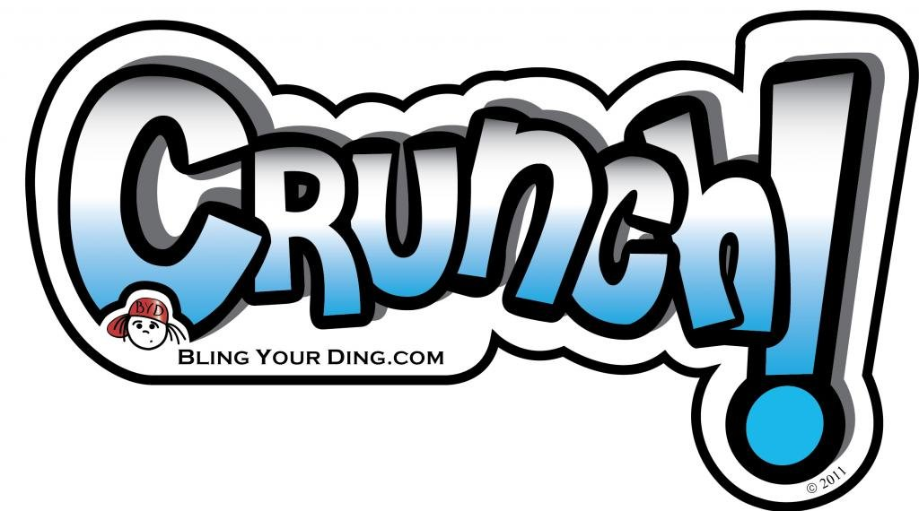 - Crunch Magnet Inc Bling Your Ding