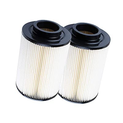 Wadoy 1240482 Air Filter for Polaris RZR 800 S 2009 2010 2011 2012-2014 UTV (Pack of 2): Automotive