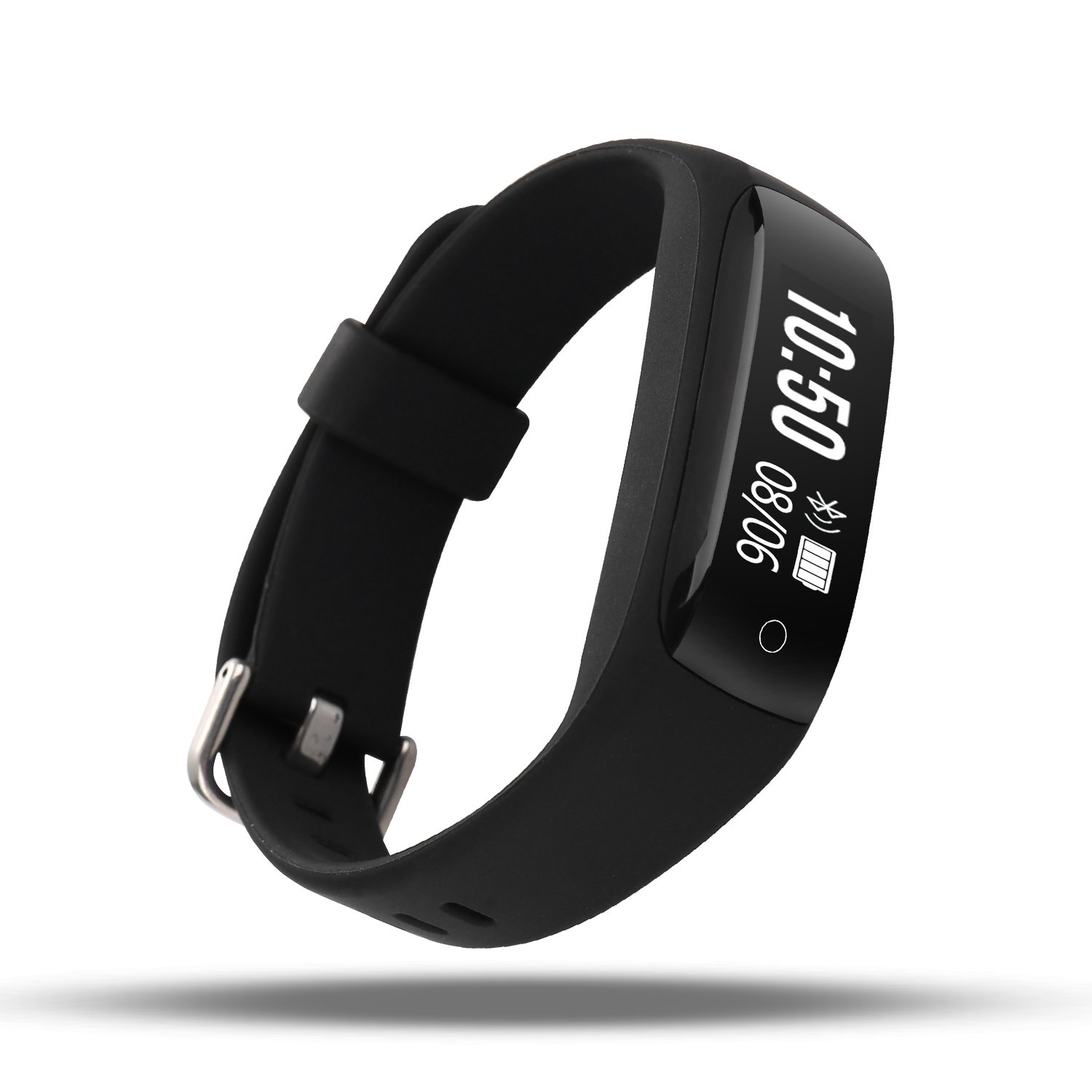 wireless charge oled activity as zone rate display worjaku hr heart bracelet monitor product fitbit new band smart wristband tracker fitness