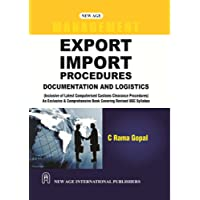 Export Import Procedures - Documentation and Logistics