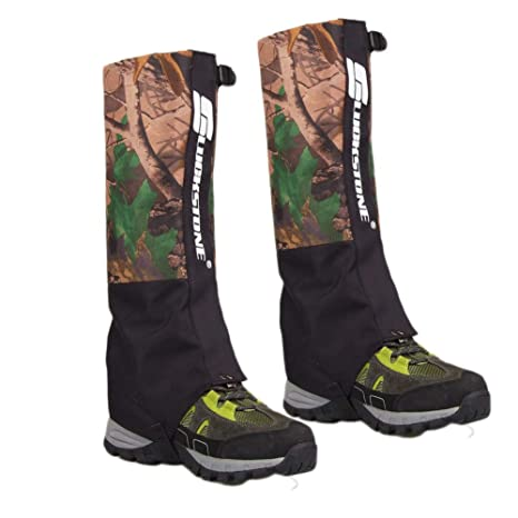 f38cf5999b92c CyberDyer Snake Guard Leggings Unisex Waterproof Breathable Gaiters Boots  Prevent Insect Bite Against Sharp Rocks Thorns for Hiking ...