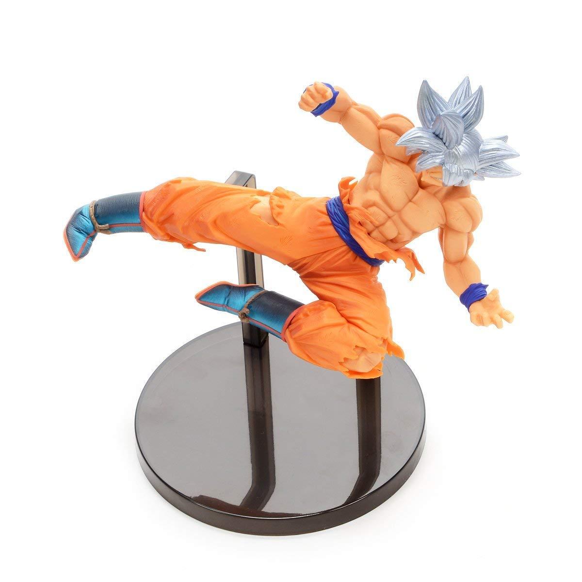 A: Ultra Instinct Ct Toy Banpresto Dragonball Super Son Gokou FES! Vol.8 Orange NON