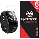 Spectre Shield Tomtom Spark 3 Screen Protector (6-Pack) Accessory Screen Protector for