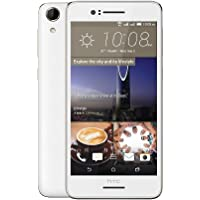 HTC Desire 728 Ultra Dual SIM - 32GB, 3GB RAM, 4G LTE, Luxury White