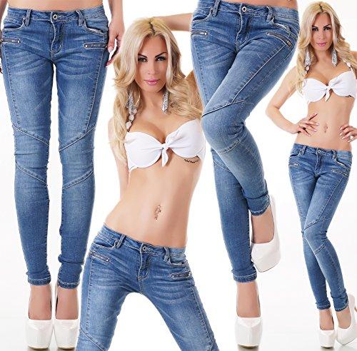 Skinny Redseventy Jeans Redseventy Skinny Basic Donna Basic Jeans rTrPaX