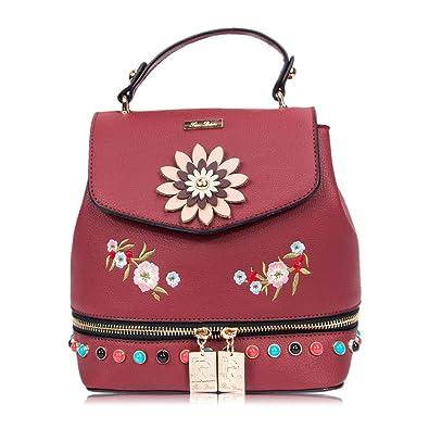 86a31d2314b1 Rendian women mini cute fashion backpack purse anti theft leather shoulder  bags for travel jpg 395x395