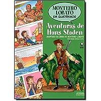 Monteiro Lobato em Quadrinhos - Aventuras de Hans Staden