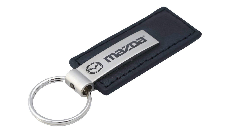Mazda Miata MX-5/Negro Tear Drop Llavero