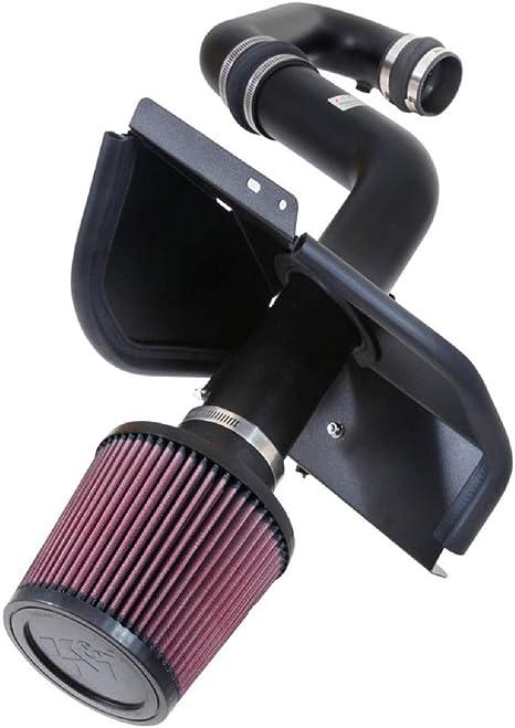 69-8008TTK Guaranteed to Increase Horsepower: 2014-2015 SUBARU K/&N Cold Air Intake Kit: High Performance Impreza