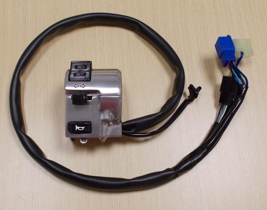 2002-2004 Honda VTX 1800 VTX1800 VTX1800C Light Turn Signal Horn Switch