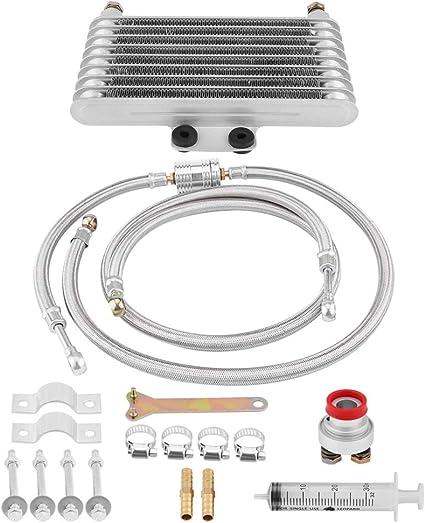 Enfriador de Aceite de la Transmisión del Motor, Kit del Sistema ...