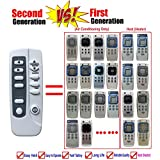 Generic Replacement for Frigidaire Air Conditioner Remote Control Listed in the Picture
