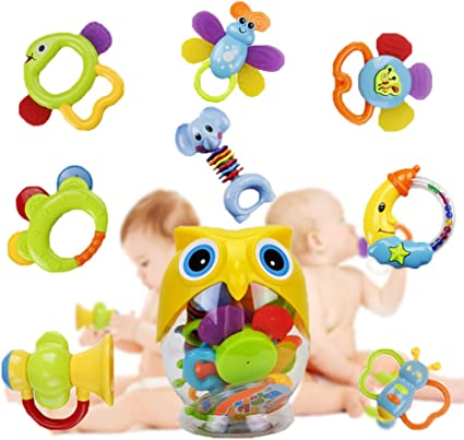 Essential Nursery /& Baby Accessories Suitable From 0 Months LAMAZE Water Filled Baby Teether Set of 2 Teethers for Newborn Babies