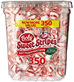 Bobs Sweet Stripes Soft Peppermint Balls 350 ct