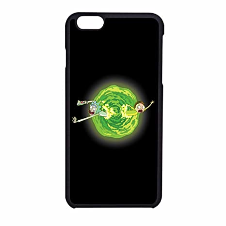rick et morty coque iphone 6