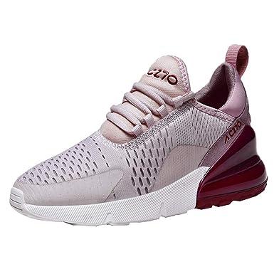 fe3fd52f33 DENER❤ Women Ladies Wedge Platform Running Walking Sneakers, Breathable  Wide Width Comfort Casual Walking Athletic Shoes Pink at Amazon Women's  Clothing ...