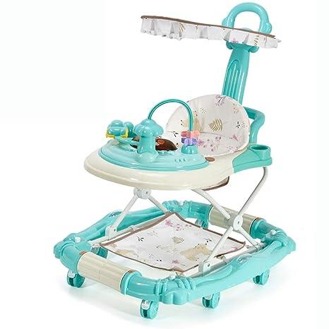 Andadores Caminante para bebés, de 6 a 18 meses con disco de ...
