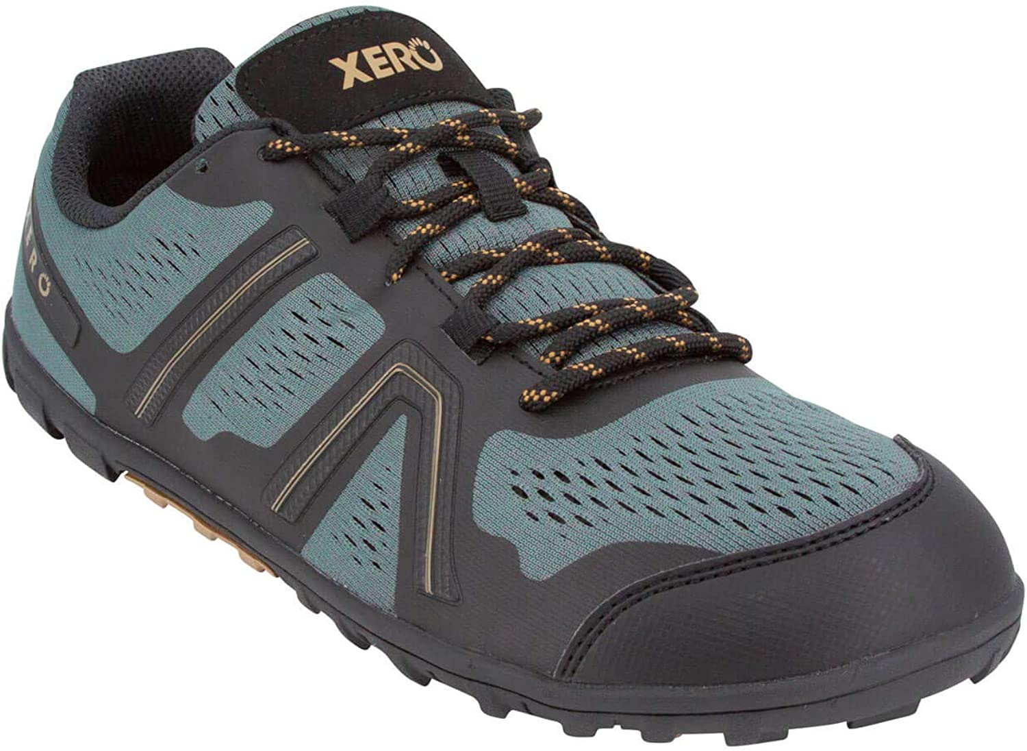 Xero Shoes Mesa Trail - Men's Lightweight Barefoot-Inspired Minimalist Trail Running Shoe. Zero Drop Sneaker