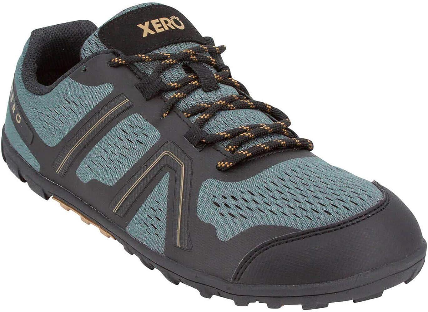 Xero Shoes Mesa Trail - Zapatillas de correr para hombre, ligeras, inspiradas en los pies descalzos, minimalistas, Verde (Forest), 39.5 EU: Amazon.es: Zapatos y ...