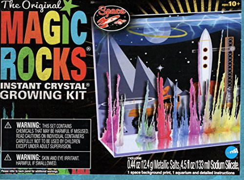 Magic Rocks Crystal Growing Kit – Space