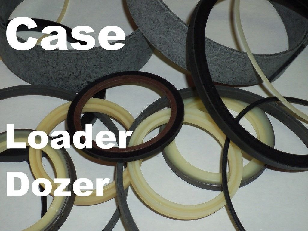 D37361 Dozer Angle Angling Cylinder Seal Kit Fits Case 450