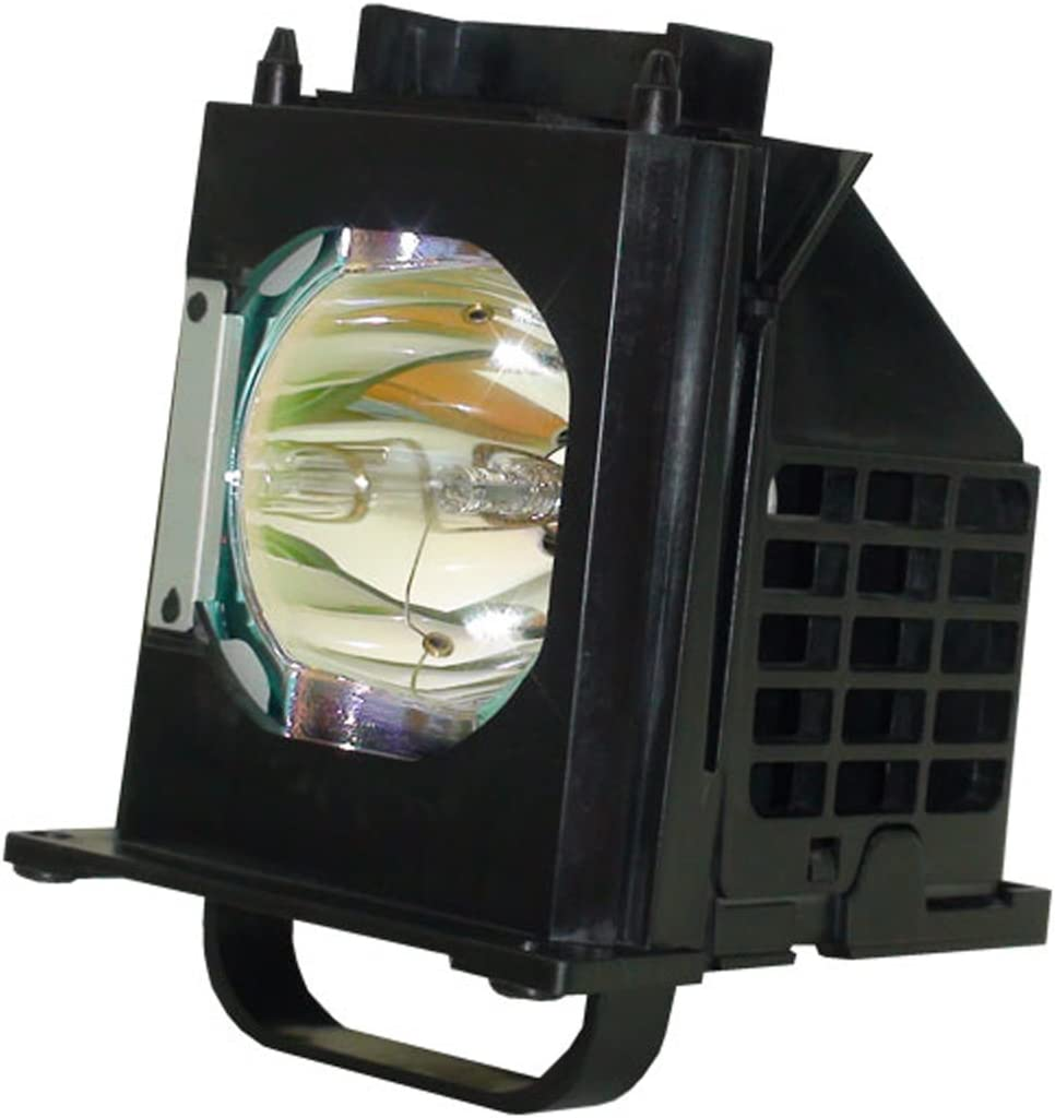 AuraBeam Economy Replacement Projector Lamp Enclosure Bulb with Housing. for Mitsubishi 915B403001 //915b403a01