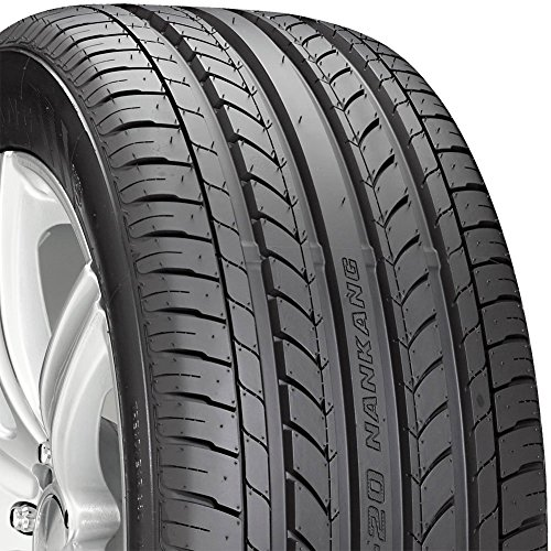 Nankang NS-20 Performance Radial Tire - 205/55R15 88V by Nankang
