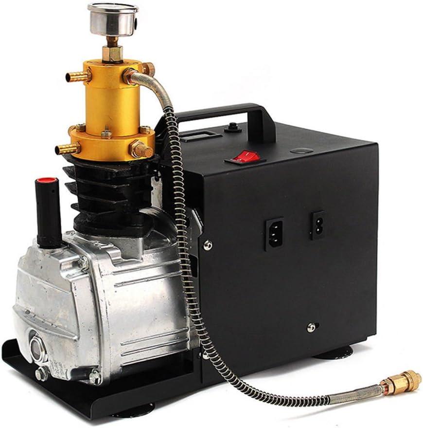 industrielle Flasche PCP Luftkompressor-Luftgewehr Gewehr Inflator 220V 30 Mpa f/ür Automobil Tauchflasche Elektrische Hochdruck Luft Kompressor Pumpe