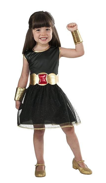 Disfraz Viuda Negra Avengers con tutú niña 3 a 4 años ...