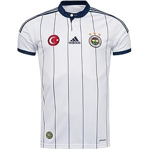 PUMA BVB Home Camisetas de equipación, Hombre, Blanco, S: Amazon ...