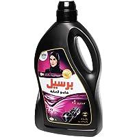 سائل تنظيف الغسيل برسيل للعباية السوداء، اناقة المسك والزهور - 3 لتر