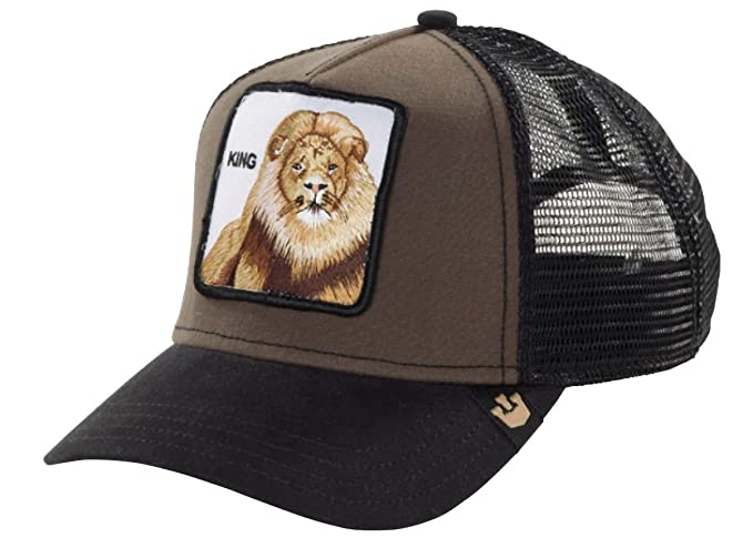 Gorra Curva Goorin Bros León King Black Brown: Amazon.es: Ropa y accesorios