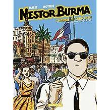 NESTOR BURMA T.11 : L'HOMME AU SANG BLEU