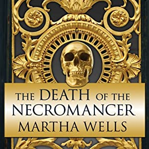 The Death of the Necromancer Hörbuch