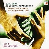 Bach- Variazioni Goldberg
