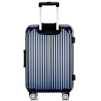 Maleta con Ruedas para Viaje Maleta Trolley Maleta de Viaje - Marco de Aluminio Estilo de