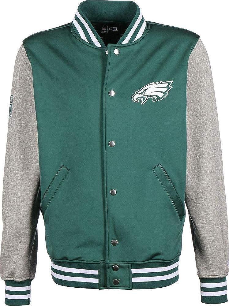 Felpa Uomo A NEW ERA NFL Varsity Jacket Phieag