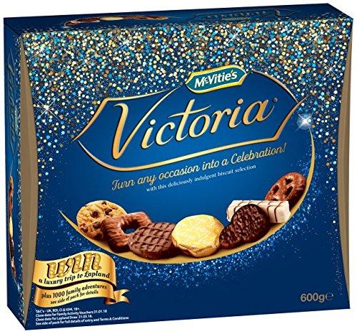 McVitie's Victoria Biscuits, 600 g United Biscuits (UK) Limited
