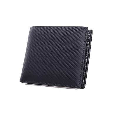 8cc5f2147099 Amazon | BORNTORUN ボントラン 二つ折り財布 メンズ イタリア製 ...