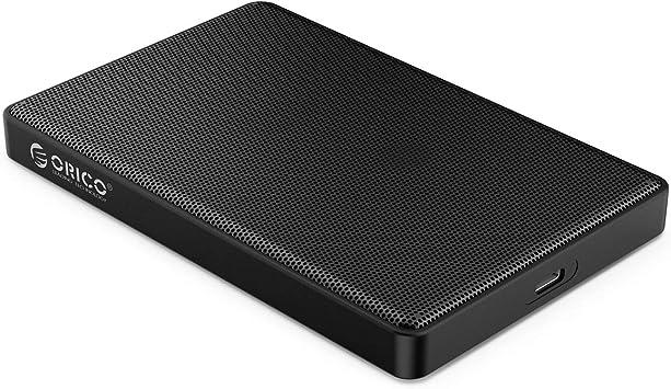 ORICO Caja Carcasa de Acero USB 3.0 de Disco Duro HDD SATA III de 2,5 Pulgadas Externo con UASP: Amazon.es: Electrónica