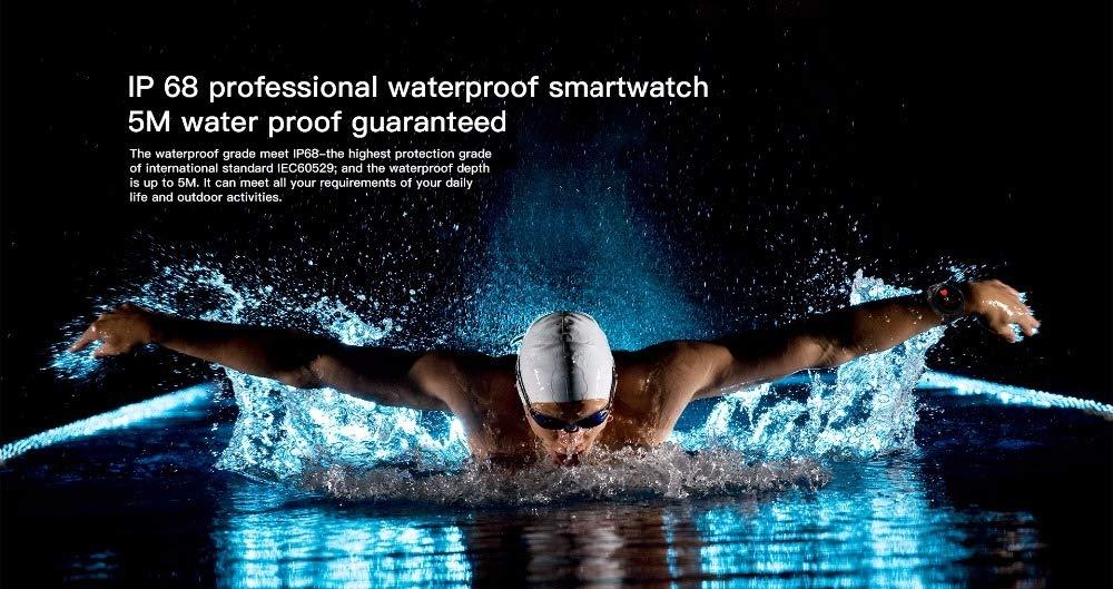 ZLOPV Pulsera Reloj Inteligente 3G W2 Android 7.0 2G 16G ...