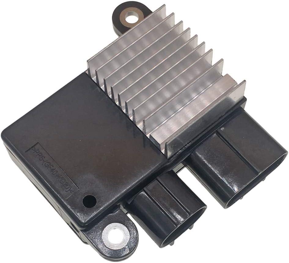 Radiator Cooling Fan Computer Control Module Unit ECU ECM 89257-12010 Fits Mazda 5 CX-7 Toyota Corolla Matrix Pontiac Vibe