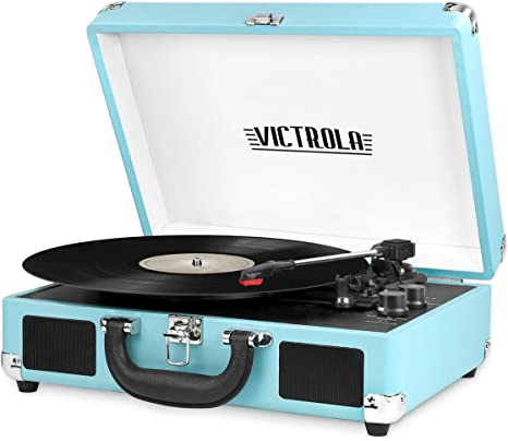 Amazon.com: Victrola Bluetooth Turquoise: Victrola: Home ...
