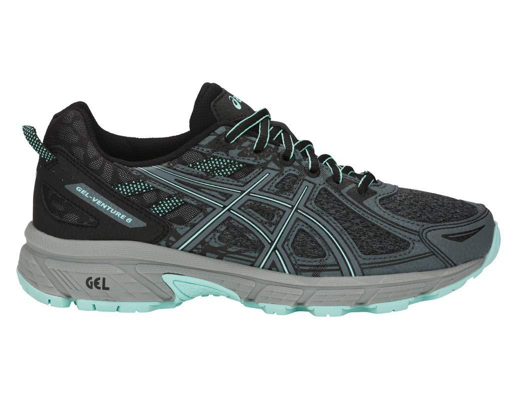 ASICS Gel-Venture 6 MX Women's Running Shoe, Steel