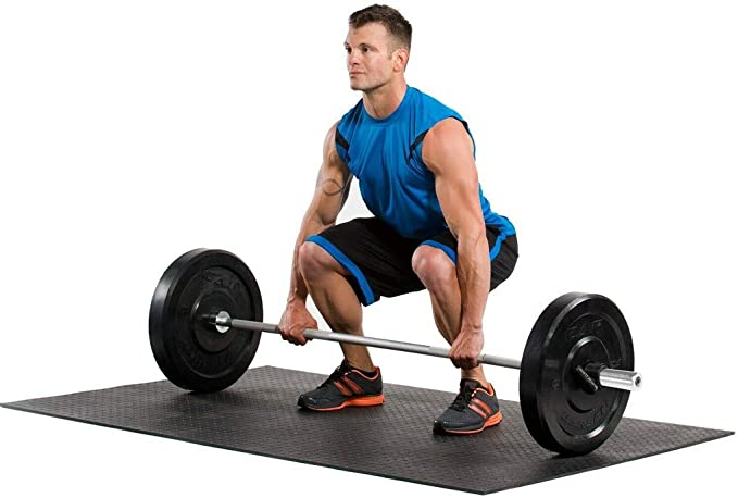 5 Olympic Weightlifting Bar,Home Fitness Exercise Equipment Workout Barbell Weight Straight Barbell Technique Bar 2 Hole